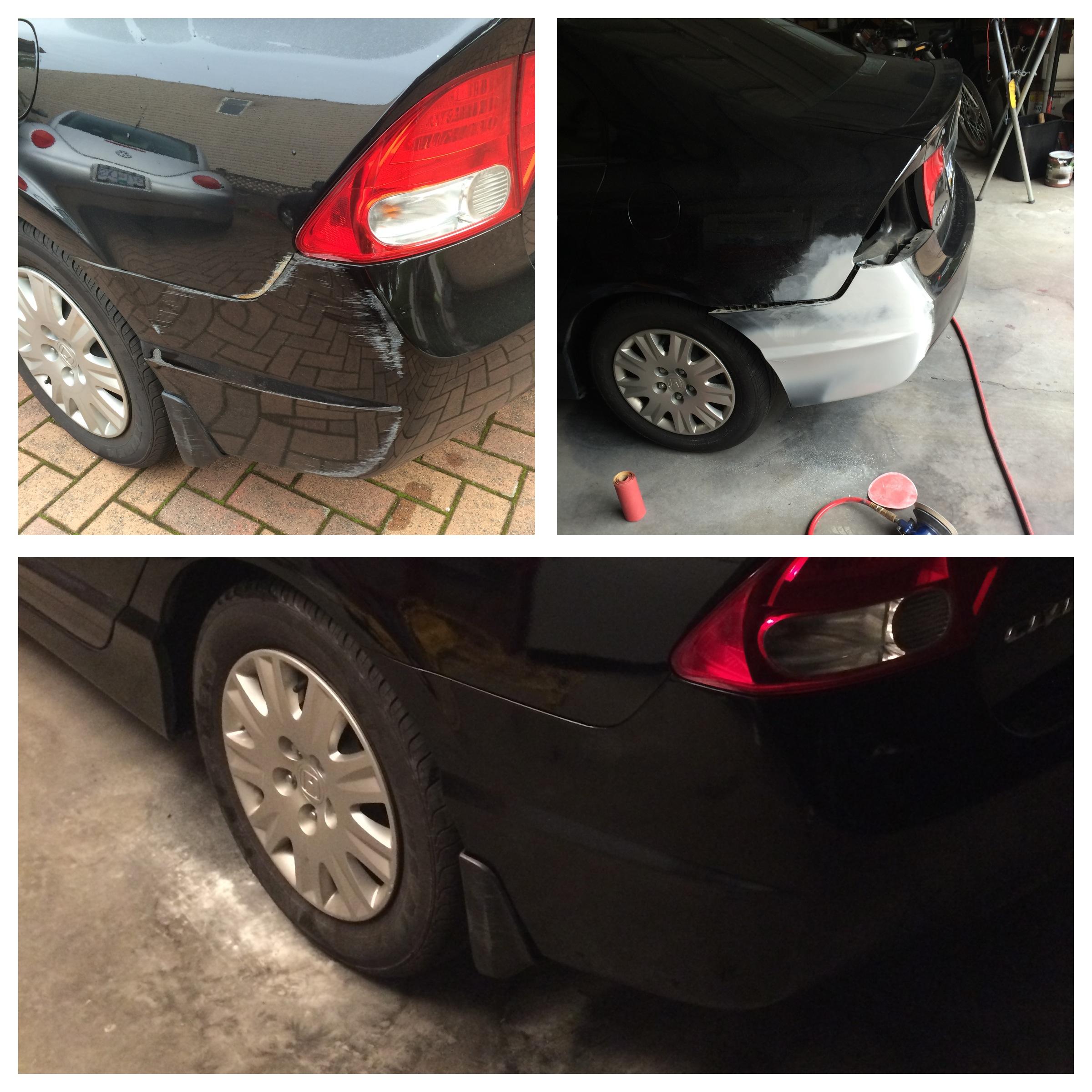 Scrap Repair